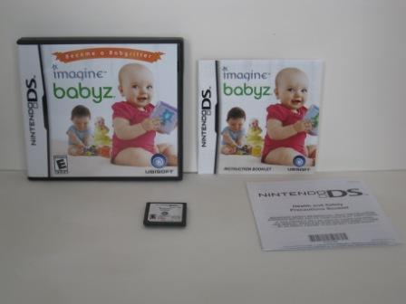 Imagine: Babyz (CIB) - Nintendo DS Game